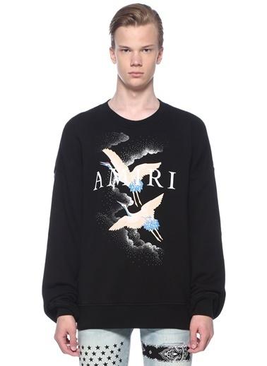 Amiri Sweatshirt Siyah